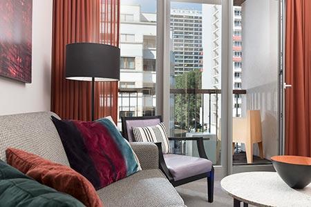 Adina Apartment Hotel Berlin Checkpoint Charlie - Online Buchung